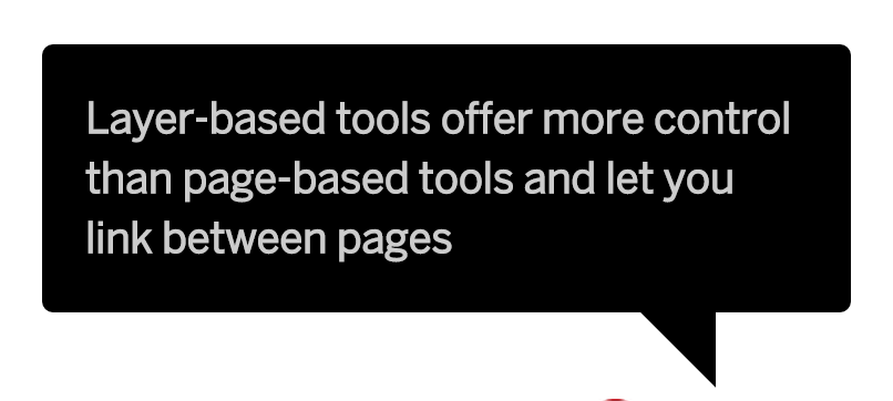 Layer-based tools