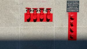 The Red Fire Hydrant